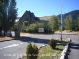 Ermita de Sant Quirc de Taüll - Entrada al lloc anomenat El Pla de l'ermita.