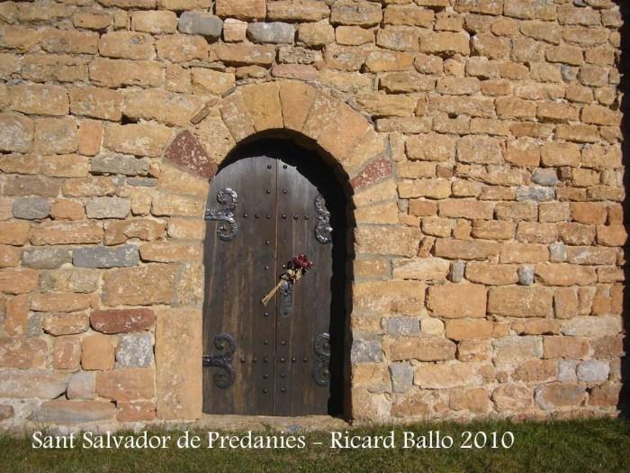 Ermita de Sant Salvador de Predanies – Prats i Sansor