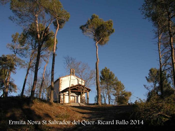 Ermita Nova de Sant Salvador del Quer – Súria