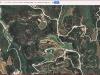 4-Ermita de Sant Simeó estilita – El Bruc - Itinerari - Captura de pantalla de Google Maps, complementada amb anotacions manuals.