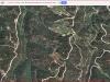 6-Ermita de Sant Simeó estilita – El Bruc - Itinerari - Captura de pantalla de Google Maps, complementada amb anotacions manuals.