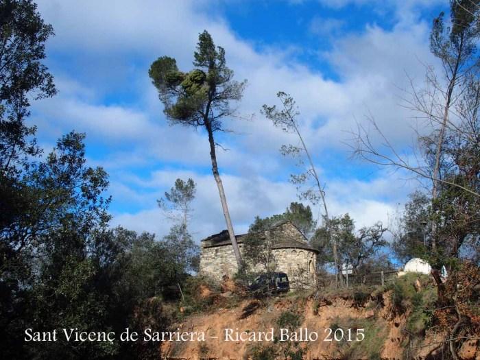 Ermita de Sant Vicenç de Sarriera - Sabadell