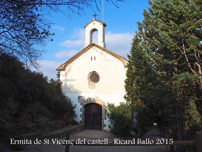 Ermita de Sant Vicenç del Castell – Castellbisbal