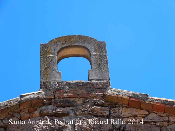 Ermita de Santa Anna de Pedrafita – Rubió
