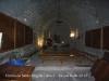 Ermita de Santa Brígida – Amer -Fotografia obtinguda a través de la petita finestreta que hi ha a la porta d\'entrada.