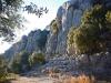 Santa Brígida - Una de les zones d\'escalada.