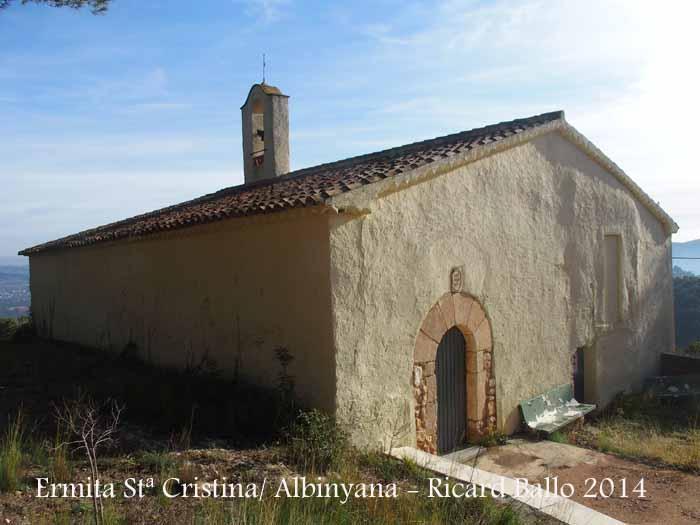 Ermita de Santa Cristina – La Bisbal del Penedès