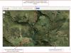 Ermita de Santa Margarita de Peranera - Captura de pantalla de Google Maps, complementada amb anotacions manuals.