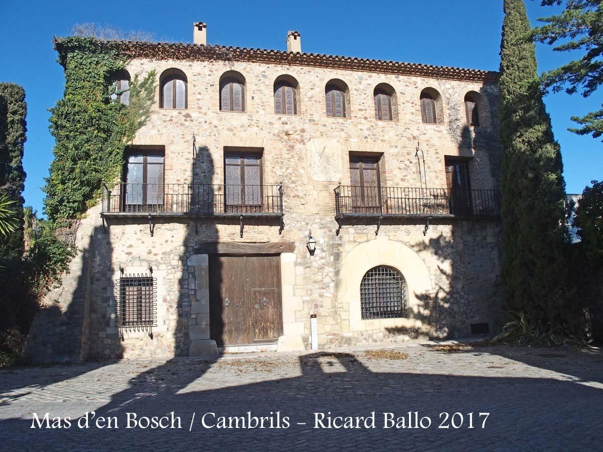 Mas d'en Bosch – Cambrils