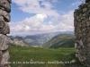 Vistes des de l'Església de la Mare de Déu de la Salut de Montanissell