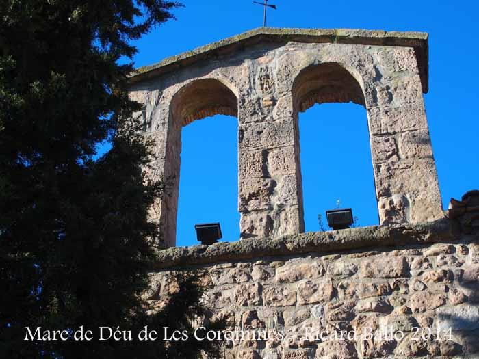 Església de la Mare de Déu de Les Coromines – Aguilar de Segarra