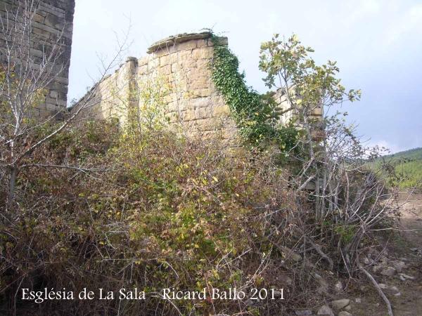 Església de La Sala – Sant Mateu de Bages