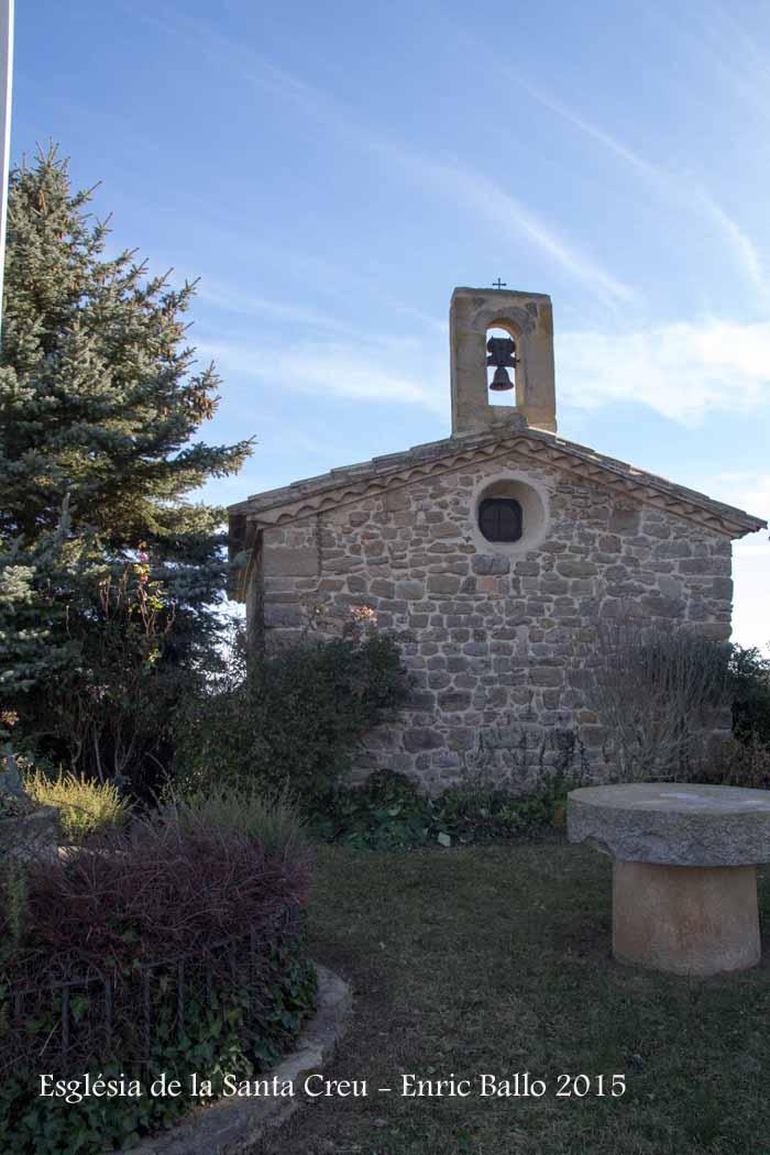 Església de la Santa Creu – Montclar / Berguedà