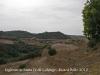 Vistes des de l\'església de la Santa Fe de Calonge – Calonge de Segarra.