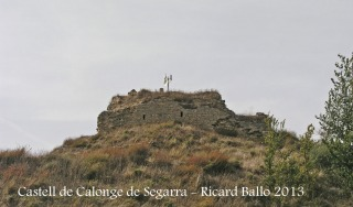 Castell de Calonge - Calonge de Segarra