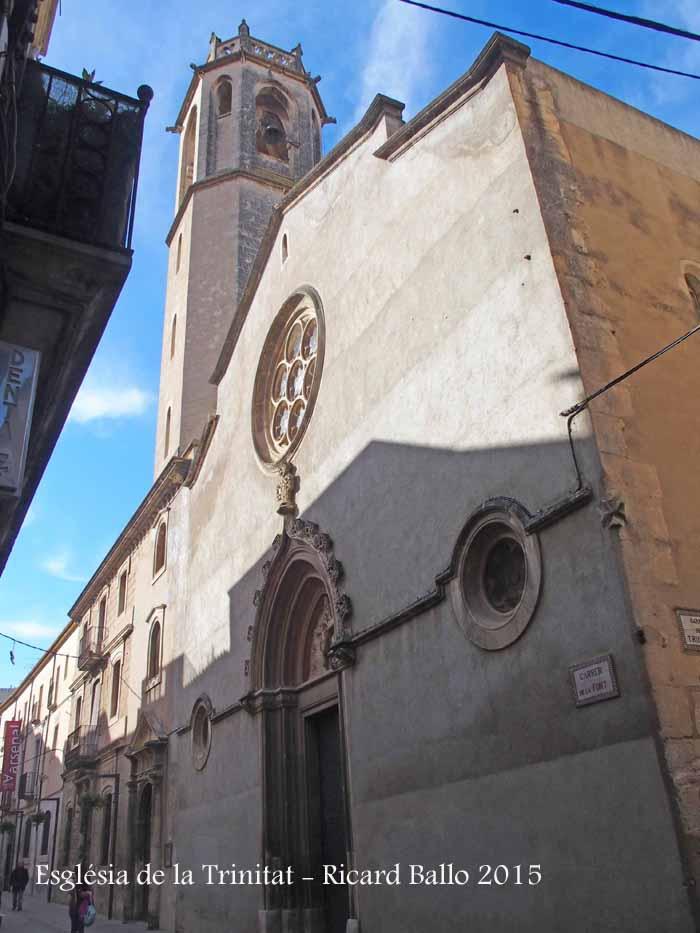Església de la Trinitat – Vilafranca del Penedès