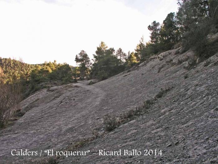 Calders - Riu Calders - Roquerar.