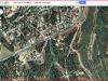 Església de Sant Andreu de Bellveí – Calders - Itinerari - 1ª Part - Captura de pantalla de Google Maps, complementada amb anotacions manuals.