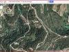 Església de Sant Andreu de Bellveí – Calders - Itinerari - 2ª Part - Captura de pantalla de Google Maps, complementada amb anotacions manuals.
