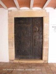 Església de Sant Andreu de Castanyet – Santa Coloma de Farners