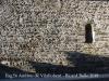 """Església de Sant Andreu de Vilallobent – Puigcerdà Al mur de la paret sud hi ha interessants fileres d'""""opus spicatum"""" d'època romànica."""""""