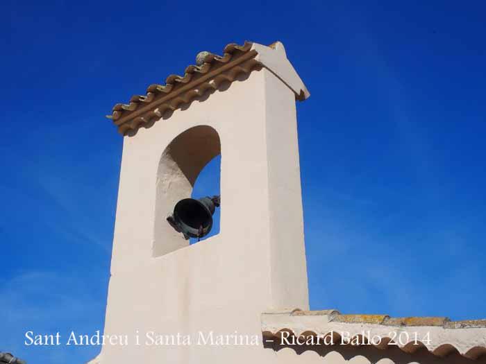 Església de Sant Andreu i Santa Marina – Sant Jaume dels Domenys