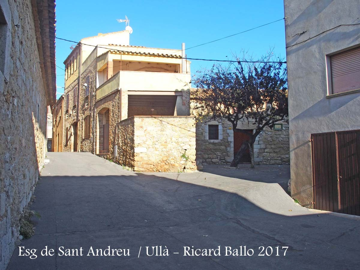 Església de Sant Andreu – Ullà
