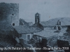 Església de Sant Baldiri de Taballera – Port de la Selva - Foto antiga