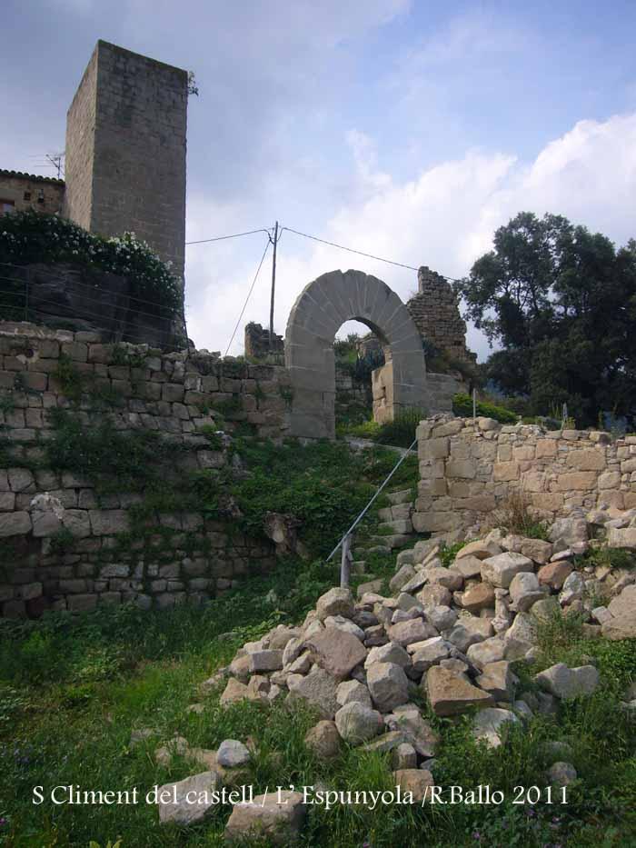 02-Castell de l'Espunyola 110801_510