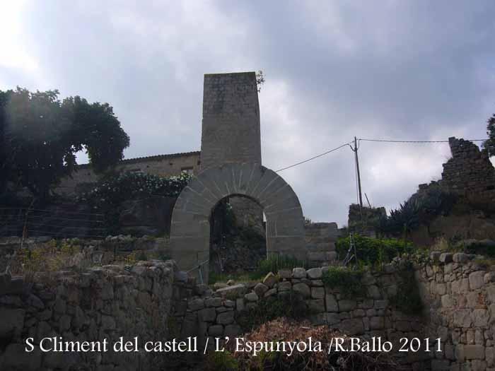 03-Castell de l'Espunyola 110801_511