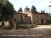 Església de Sant Cristòfol de Cerdans – Arbúcies