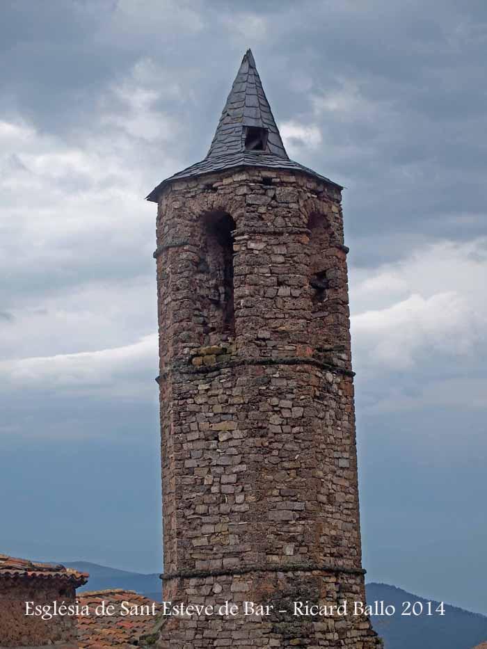 Església de Sant Esteve de Bar