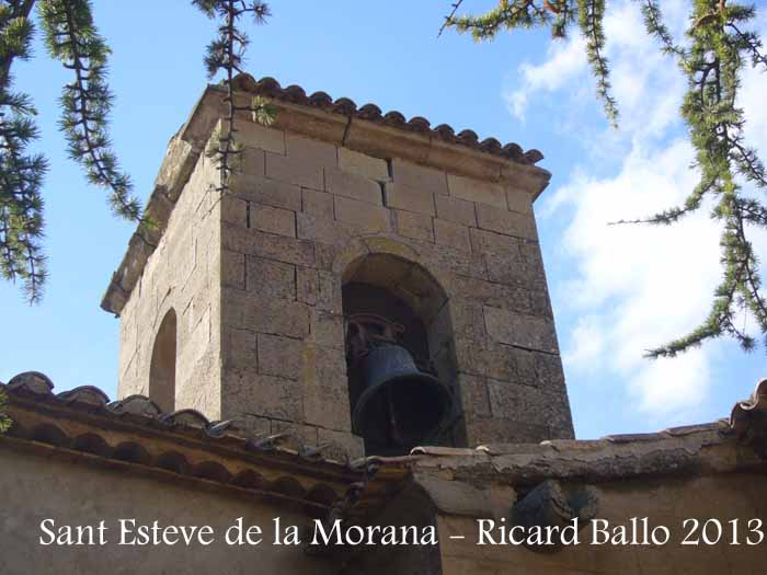 Església de Sant Esteve de la Morana – Torrefeta i Florejacs