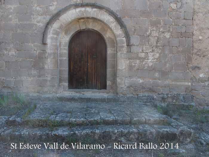 Església de Sant Esteve de La Vall de Vilaramó – Gaià / Bages