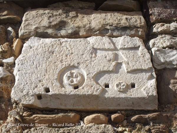 Església de Sant Esteve de Sisquer – Guixers