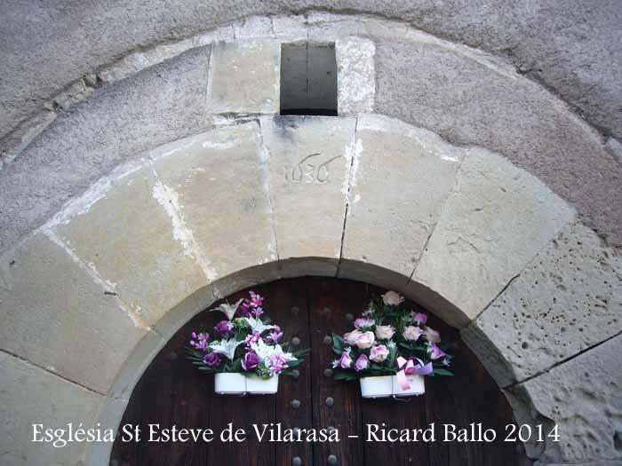 Església de Sant Esteve de Vilarasa - Talamanca