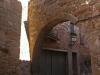 Pelagalls - portal d\'entrada a la vila closa