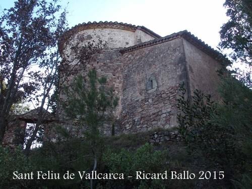 Església de Sant Feliu de Vallcarca – Sant Llorenç Savall