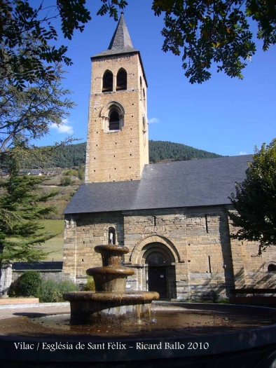 Església de Sant Fèlix – Vielha e Mijaran