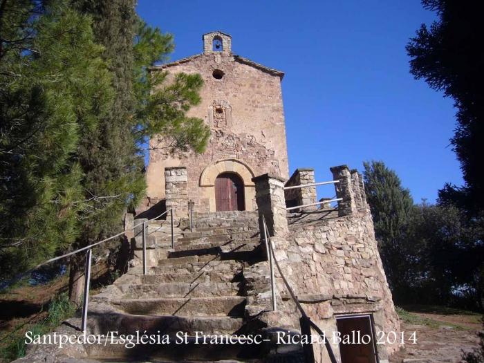 Església de Sant Francesc – Santpedor