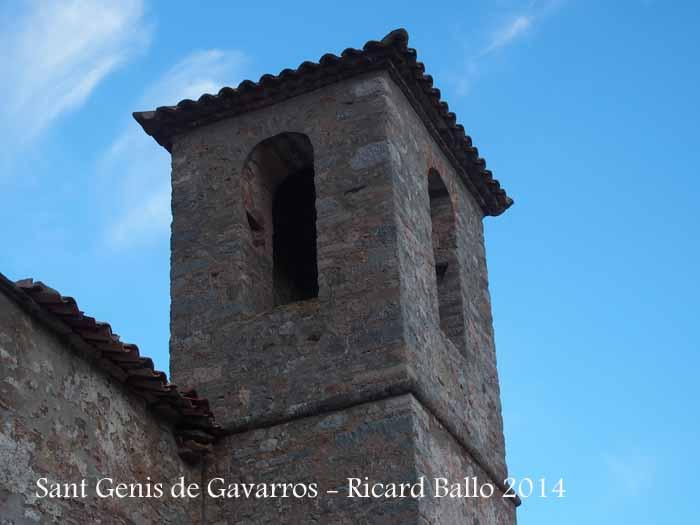 Església de Sant Genís de Gavarrós – Guardiola de Berguedà