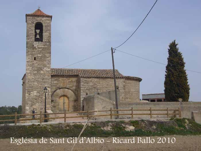 Església de Sant Gil d'Albió – Llorac