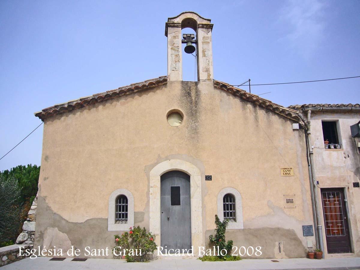 Església de Sant Grau – Caldes de Malavella