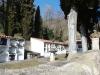 Església de Sant Hilari – Vidrà - Cementiri