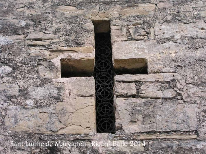 Església de Sant Jaume de Marganell – Castellbell i el Vilar