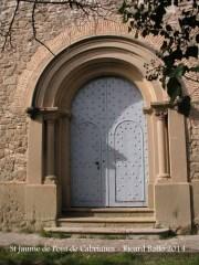 Església de Sant Jaume, també coneguda com l'Església del Pont de Cabrianes