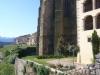 Església de Sant Joan Baptista - Horta de Sant Joan - Part posterior.