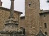 Església de Sant Joan de Bergús – Cardona - La Torre que es veu és la del Mas La Garriga.
