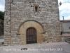 Església de Sant Joan de Cabestany – Montoliu de Segarra