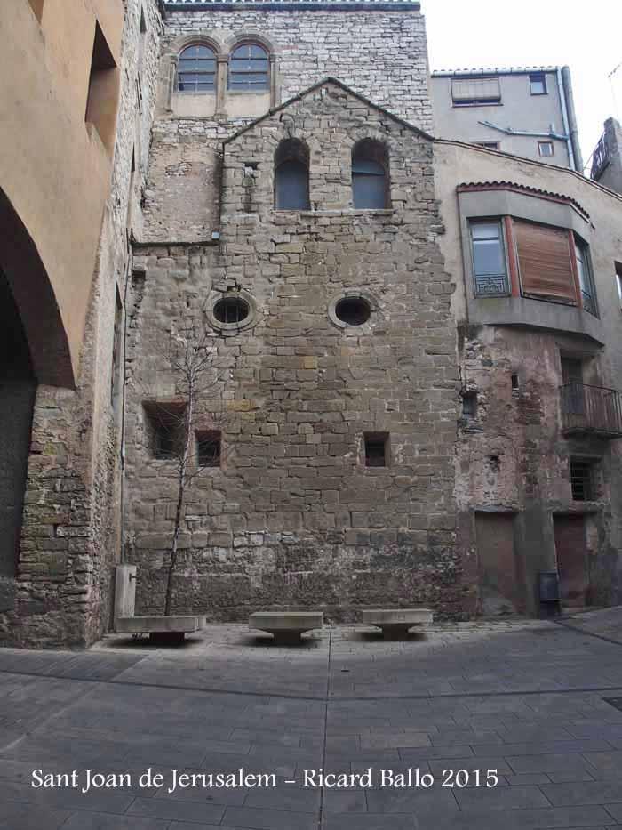 Església de Sant Joan de Jerusalem – Cervera